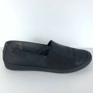 Eileen Fisher Chase Loafer Dark Brown Leather 11